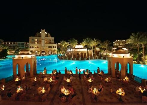 Egyiptom, Hurghada: Makadi Palace 5*, all inclusive