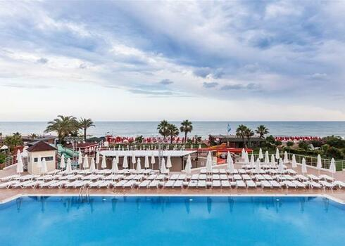 Törökország, Belek: Throne Seagate Resort 5*, all inclusive
