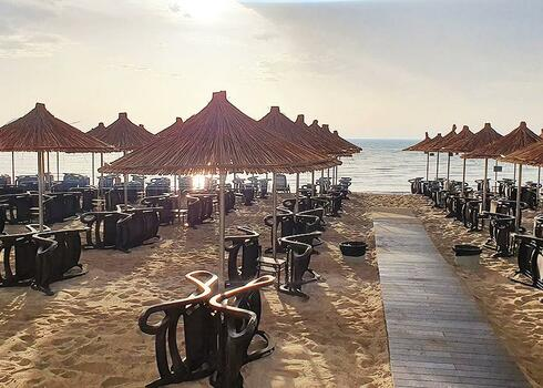 Albánia, Durres: Gloria Palace Hotel 5*, all inclusive