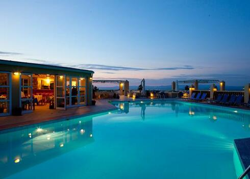 Chalkidiki, Chanioti: Daphne Holiday Club 3*