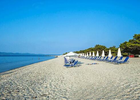 Chalkidiki, Pefkohori: Hotel Port Marina 3*, all inclusive