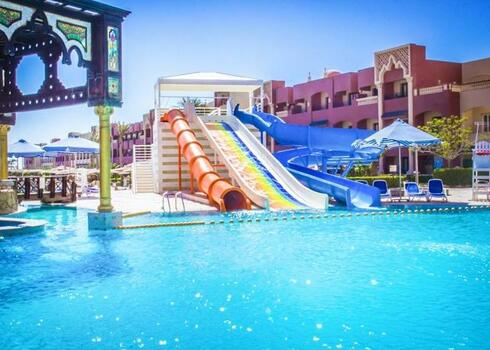 Egyiptom, Hurghada: Sunny Days El Palacio 4*, all inclusive