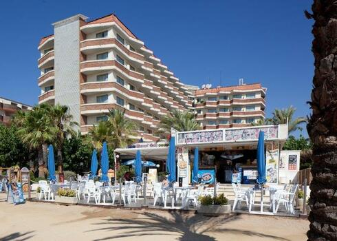 Costa Brava, Santa Susanna: Hotel H Top Royal Sun 4*, all inclusive