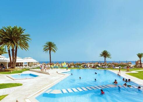 Tunézia, Monastir: Club Rosa Rivage 4*, all inclusive