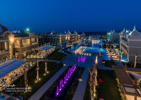 Egyiptom, Hurghada: Titanic Royal 5*, all inclusive