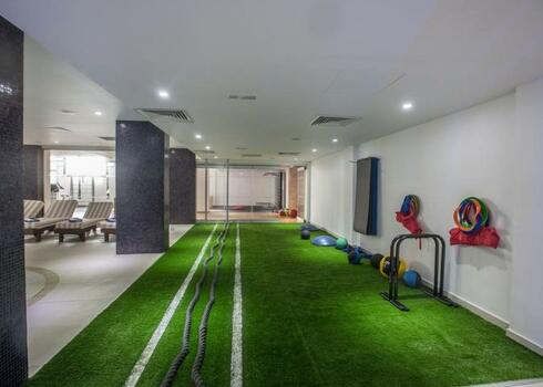 Ciprus, Ayia Napa: Anmaria Beach Hotel 4*, all inclusive