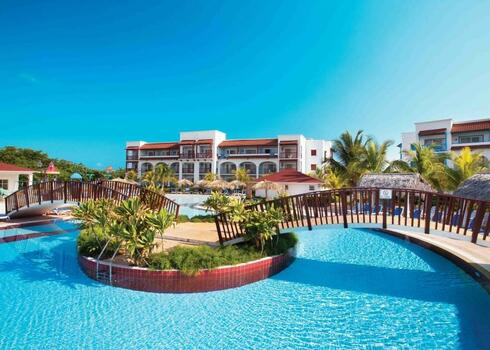 Kuba, Cayo Santa Maria: Hotel Grand Memories 5*, all inclusive