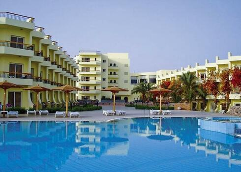 Egyiptom, Hurghada: Palm Beach Hotel 4*, all inclusive