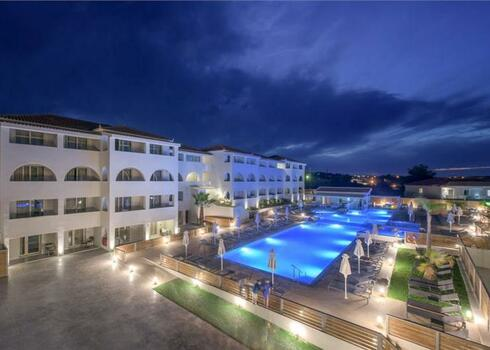 Zakynthos, Tsilivi: Azure Resort & Spa 5*, all inclusive