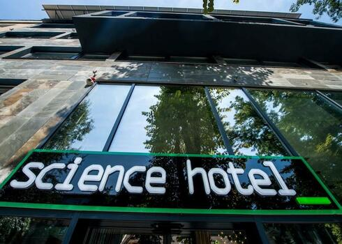 Szeged: Science Hotel 4*