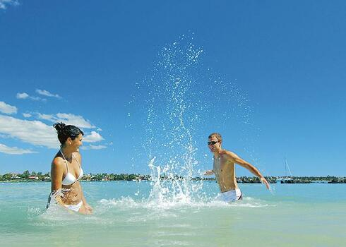 Mauritius, Grand Baie: Beachcomber le Mauricia Hotel 4*+, all inclusive