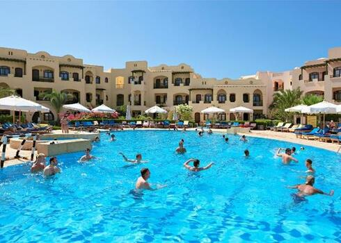 Egyiptom, Hurghada: Hotel Rihana Resort 4*, all inclusive