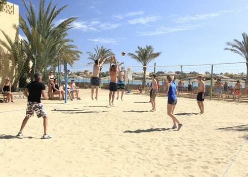 Egyiptom, El Gouna: The Three Corners Rihana Resort Hotel 4*, all inclusive