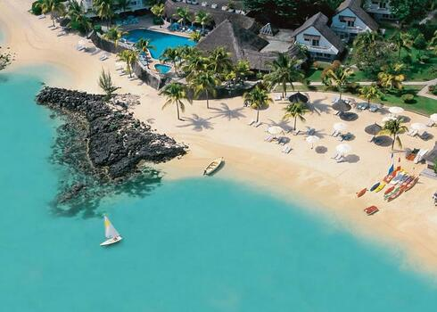 Mauritius, Belle Mare: Ambre A Sun Resort 4*, all inclusive