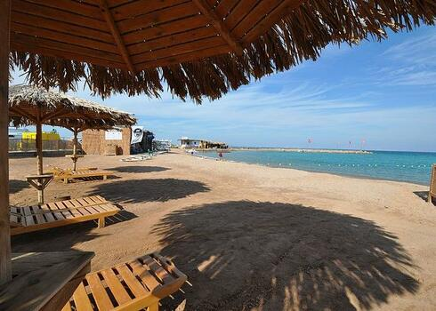 Egyiptom, Hurghada: Cleopatra Luxury Resort  J 4*+, all inclusive