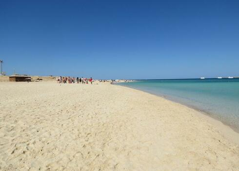 Egyiptom, Hurghada: Empire Beach Resort 3*, all inclusive